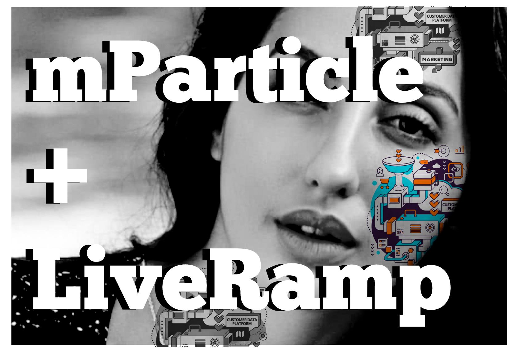 mParticle + LiveRamp